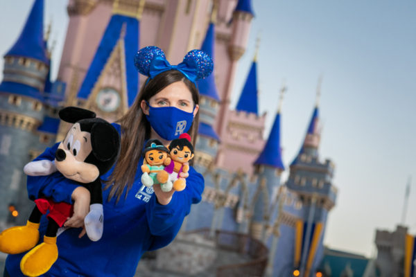 Disney continued its partnership with Make-A-Wish.  Photo credits (C) Disney Enterprises, Inc. All Rights Reserved