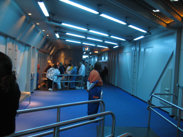 Star Tours combined a 3D film with a motion simulator.
