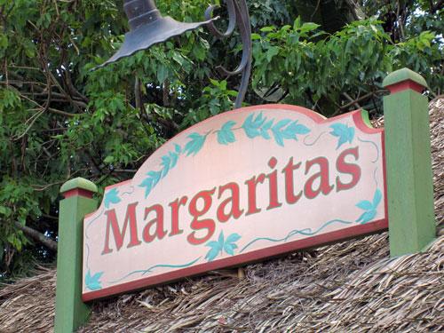 Frozen Margaritas.