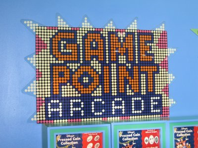 Disney's All Star Sport Game Point Arcade
