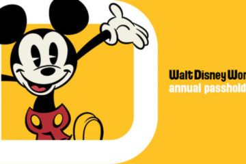 Disney World announces new annual pass program. Photo credits (C) Disney Enterprises, Inc. All Rights Reserved