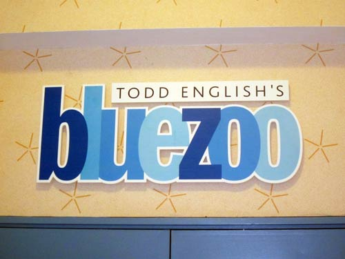 Disney Resorts offer some great choices - like bluezoo.