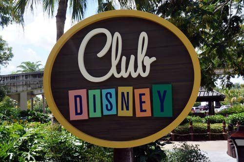 Childcare Centers like Club Disney offer fun for kids and a break for adults.