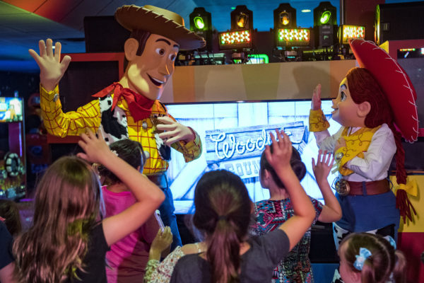 The Pixar Play Zone is now open at Disney's Contemporary Resort. Photo credits (C) Disney Enterprises, Inc. All Rights Reserved