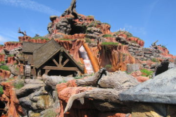 Magic Kingdom's Splash Mountain