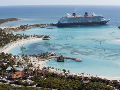 Win a vacation on the fabulous Disney Dream! Photo credits (C) Disney Enterprises, Inc. All Rights Reserved