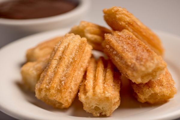 Easy and fun to make, Disney Churro Bites are delicious! Photo credits (C) Disney Enterprises, Inc. All Rights Reserved