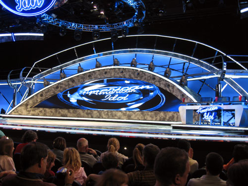The relatively short lived American Idol Experience was, in a way, a fulfillment of a Disney Decade goal.