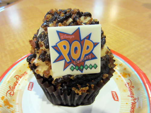 Pop Century celebrates icons from the second half of the 20th century like Elvis Presley.
