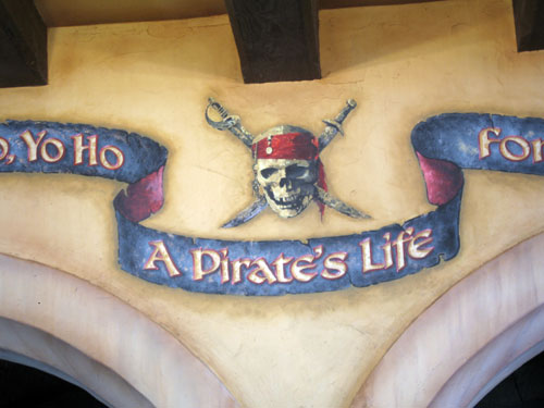 Who knew pirates had such catchy songs?