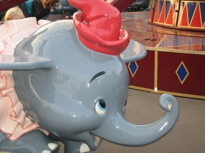 Dumbo is in a new home but still in Fantasyland.