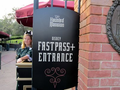 Disney FastPass Plus Test