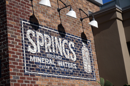 Disney Springs, WDW shopping district, is a great place to get a Disney fix without actually entering the parks.