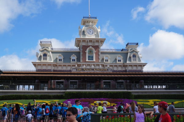 All non-essential Disney Parks employees in the US are being furloughed.