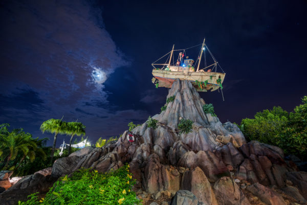 Disney's Typhoon Lagoon will host the first ever of its kind H20 Glow Party this summer! Photo credits (C) Disney Enterprises, Inc. All Rights Reserved