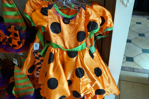 Halloween dress.