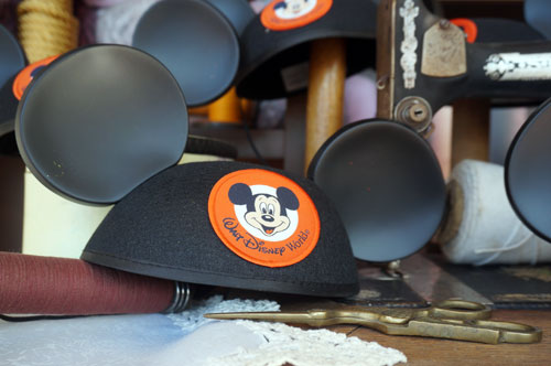 The classic Mickey ear hat!