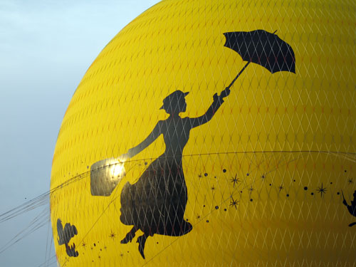 Mary Poppins won award after award.