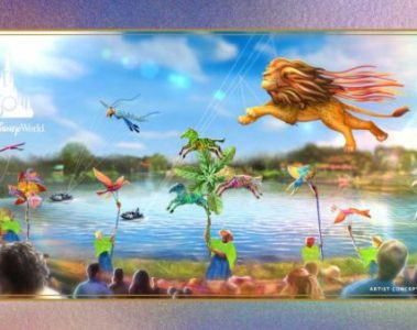 Disney KiteTails. Photo credits (C) Disney Enterprises, Inc. All Rights Reserved