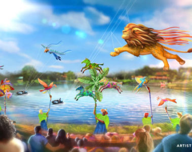 """""""Disney KiteTails"""" will launch October 1, 2021, at Disney's Animal Kingdom. Photo credits (C) Disney Enterprises, Inc. All Rights Reserved"""