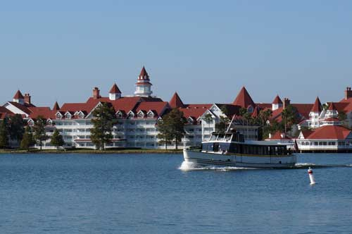 Explore the Seven Seas Lagoon in style.