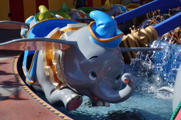 The Top Six Ways Disney Made Dumbo Better.