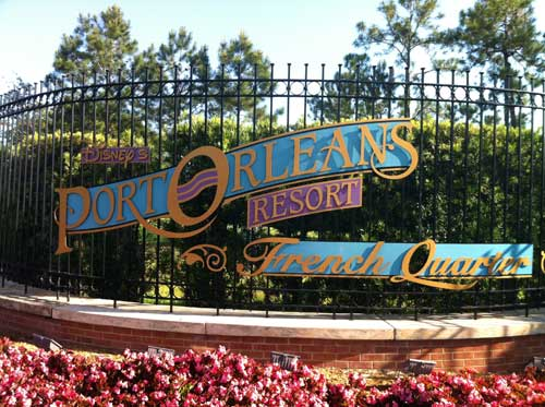 Port Orleans- French Quarter