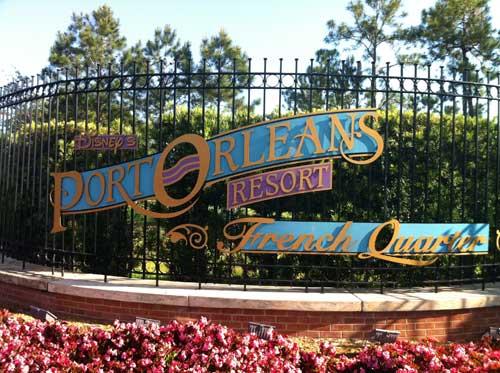 Port Orleans- French Quarter