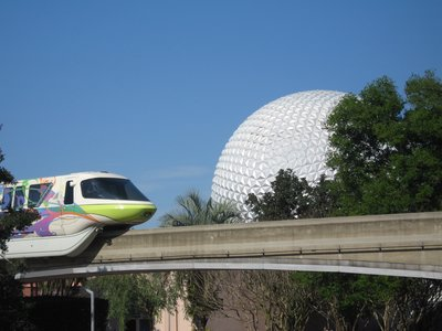 The last large expansion of the Disney World monorail system was in 1982 when it was extended to Epcot.