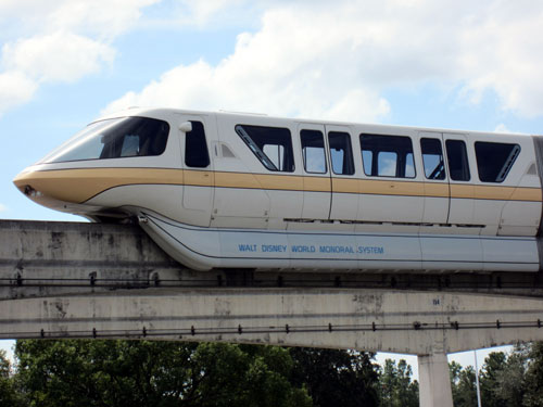 No Walt Disney World trip is complete without a trip on the highway in the sky.