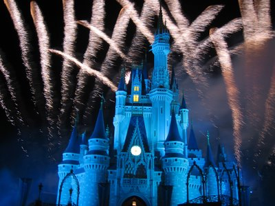 New Year's Eve at Disney World - be prepared for crowds, fun, and fireworks!