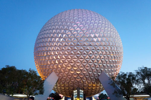 Disney has updated Spaceship Earth over the years, but it still retains its original storyline.