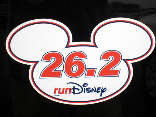 See Disney in a whole new way by participating in a runDisney event.