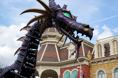 The Festival of Fantasy Parade is an amazing spectacle.