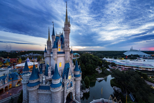 Disney World will reopen in phases.