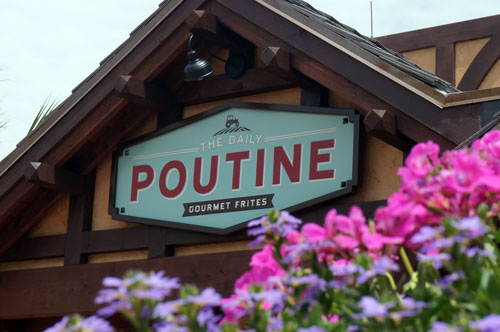 Welcome to the Daily Poutine!