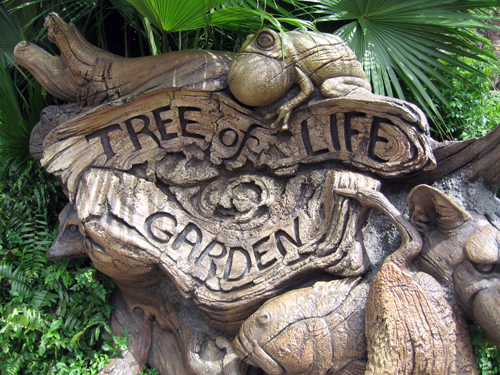 The goal of Animal Kingdom was to give guests a real-life adventure while appreciating the beauty of nature.