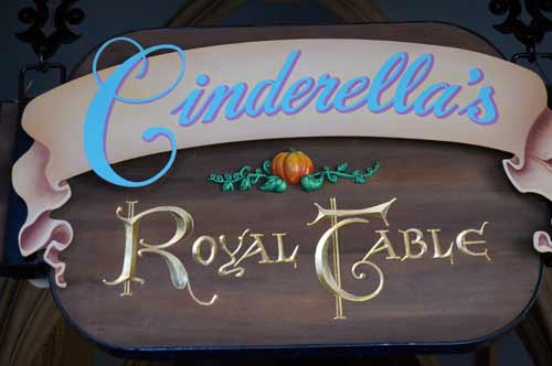 Cinderella's Royal Table is a must for any princess fan.