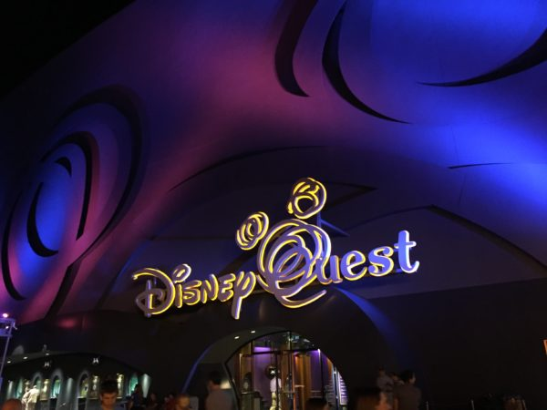 It's time to saw your final farewells to Disney Quest.