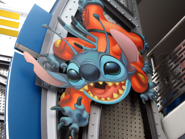 Stitch's Great Escape is operating on a seasonal schedule.