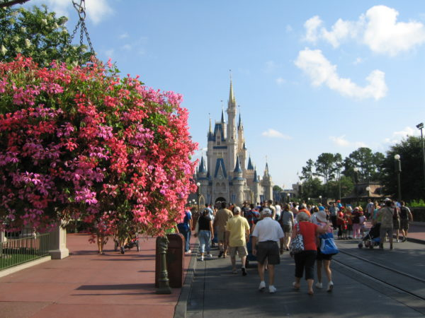 Disney World is an active participant on the Florida government reopening task force.