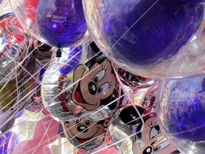 Disney Research Balloon