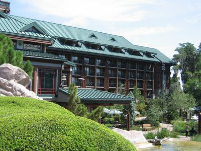 Disney offers a wide variety of themes and prices at its resort hotels.