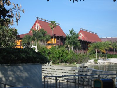 Disney Resort Hotels Polynesian