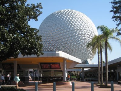 The entrance gates at Epcot were home to one of Disney's many tests of RFID.
