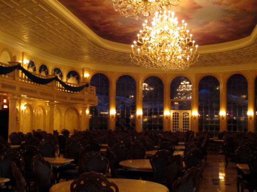 Step right into the ballroom and enjoy.