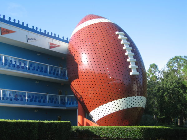 Enjoy the Superbowl from Disney World!