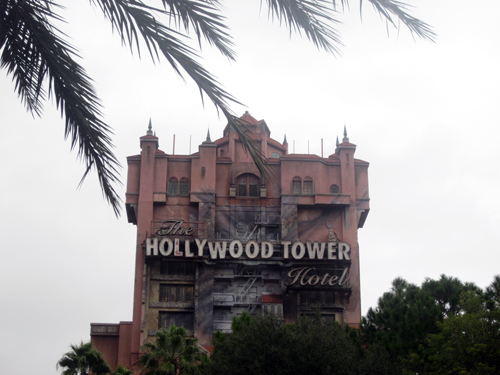 Tower of Terror is a thrilling drop ride with a neat backstory.