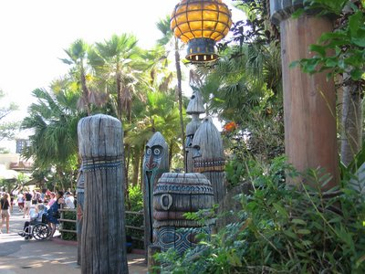 Disney Theme Parks Adventureland