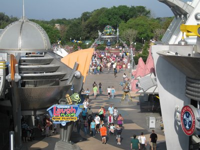 Disney Theme Parks Tomorrowland